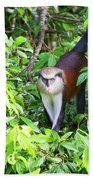 Grenada Monkey Beach Towel