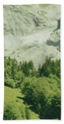 Grindelwald Switzerland 7 Beach Towel