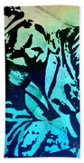 Grip Of Pain Beach Towel