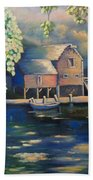 Grist Mill 2 Beach Towel