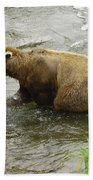 Grizzly Great Catch Beach Towel