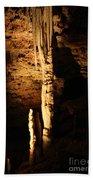 Growth - Cave 5 Beach Towel