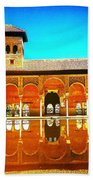 Guest House At The Alhambra Beach Towel