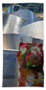 Guggenheim Museum Bilbao - 2 Beach Towel