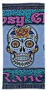 Gypsy Chix Ranch Beach Towel
