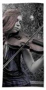 Gypsy Player II Beach Sheet