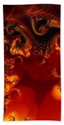 Hades Beach Towel