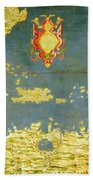 Haiti, Dominican Republic, Puerto Rico And French West Indies Beach Towel