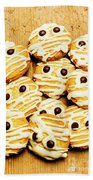 Halloween Baking Treats Beach Towel