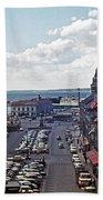 Halsingborg Sweden 1 Beach Towel