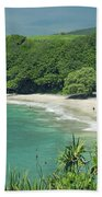 Hana Coast, Hamoa Beach Beach Towel