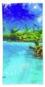 Hana Maui Beach Towel