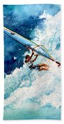 Hang Ten Beach Towel