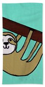 Hanging Out Beach Towel