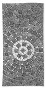 Hans Mosaic Beach Towel