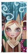 Hansel And Gretel Beach Towel
