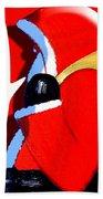 Happy Holidays 6 Beach Towel by Patrick J Murphy