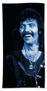 Happy Iommi Blues Beach Towel