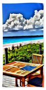 Harbour Island Beach Towel