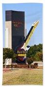 Hard Rock Casino Beach Towel
