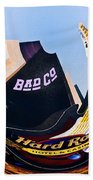 Hard Rock Tower Beach Towel