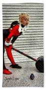 Harley Quinn Classic  - Free Style -  - Da Beach Sheet