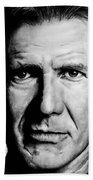 Harrison Ford Beach Towel