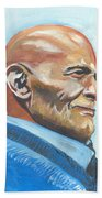 Harry Belafonte Beach Towel