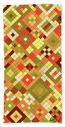 Harvest Gold Beach Towel