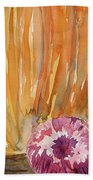 Harvest Still Life Beach Towel