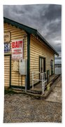 Hastings Jetty Beach Towel