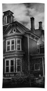 Haunted - Flemington Nj - Spooky Town Beach Towel
