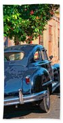 Havana Daydream Beach Towel