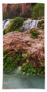 Havasu Creek Grand Canyon 14 Beach Towel