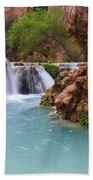 Havasu Creek Grand Canyon 15 Beach Towel