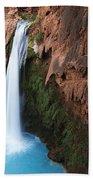 Havasu Falls Grand Canyon 1 Beach Towel