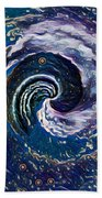 Hawaii Storm Not 6 Beach Towel
