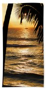 Hawaiin Sunset Beach Towel