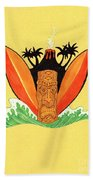 Hawiian Friday Beach Towel
