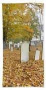 Hawke Meetinghouse - Danville New Hampshire Beach Sheet