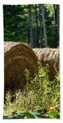 Hay Bay Rolls Beach Towel