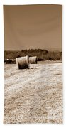 Hayfield Beach Towel