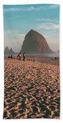 Haystack Beach Towel