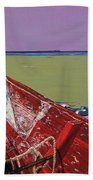 Heading Home Beach Towel