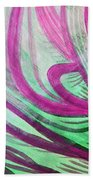 Healing Waves Beach Towel