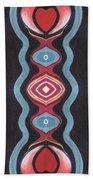 Heart Matters - T J O D 34 Arrangement 1 Beach Towel