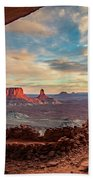 Heavenly View Beach Towel