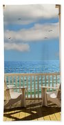 Heaven's Gate Beach Towel