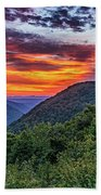 Heaven's Gate - West Virginia Beach Towel