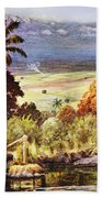Helen Dranga Art Beach Towel